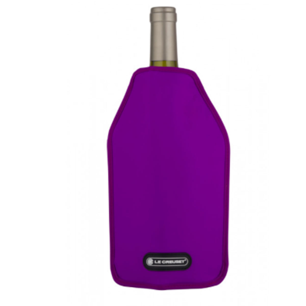 Cooler Sleeve Wa126 Purple Shiny Le Creuset