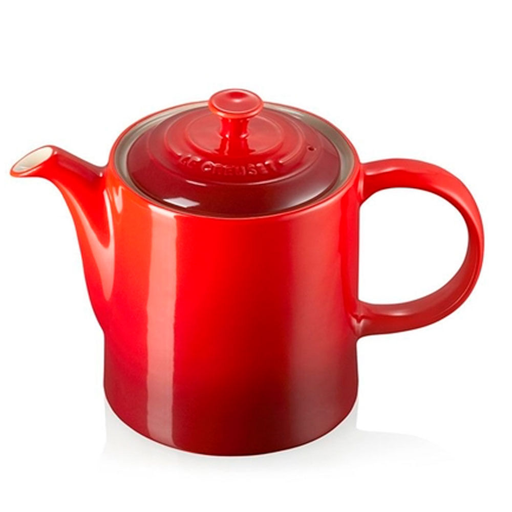 Bule Grand 1,3 Litros Vermelho Le Creuset