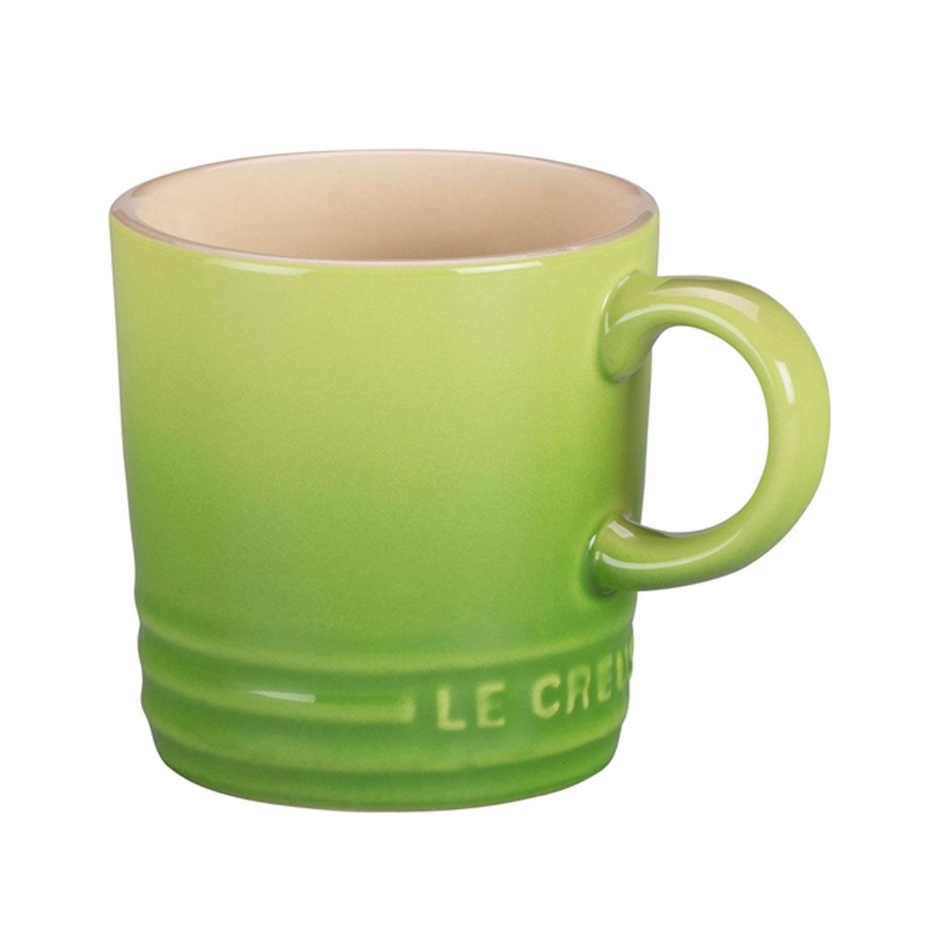 Caneca Cappuccino Verde Palm Le Creuset